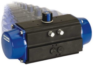 DelTorq Series 21 Actuator