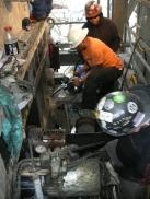 Concrete Mixer Repairs