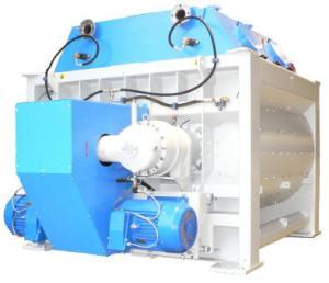 Sicoma Twin Shaft Concrete Mixer