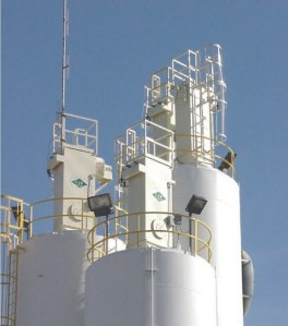 CW CP Silo Dust Collector