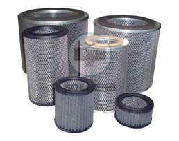 Filter Cartridges, Filter Silencers, and Filter Elements